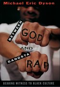 Cover for Between God and Gangsta Rap