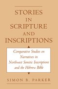 Cover for Stories in Scripture and Inscriptions