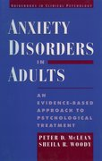 Cover for Anxiety Disorders in Adults