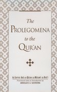 Cover for Prolegomena to the Qur