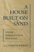 Cover for A House Built on Sand