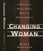 Cover for Changing Woman