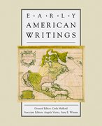 Cover for Early American Writings