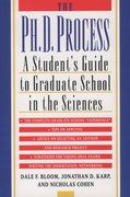 Cover for The Ph.D. Process