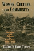 Cover for Women, Culture, and Community