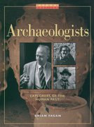 Cover for Archaeologists