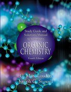 Cover for Study Guide and Solutions Manual to Accompany <em>Organic Chemistry, 4th Edition</em>