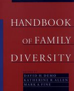 Cover for Handbook of Family Diversity