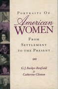 Cover for Portraits of American Women