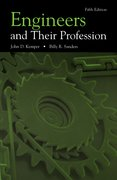 Cover for Engineers and Their Profession