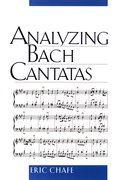 Cover for Analyzing Bach Cantatas