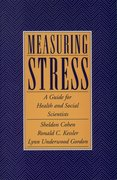 Cover for Measuring Stress