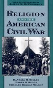 Cover for Religion and the American Civil War