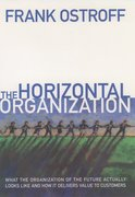 Cover for The Horizontal Organization