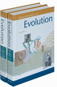 Cover for Encyclopedia of Evolution