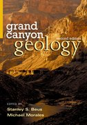 Cover for Grand Canyon Geology