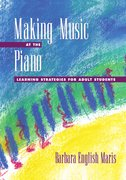 Cover for Making Music at the Piano