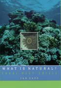 Cover for What Is Natural?