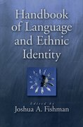 Cover for Handbook of Language & Ethnic Identity