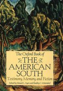 Cover for The Oxford Book of the American South
