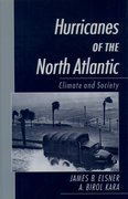 Cover for Hurricanes of the North Atlantic