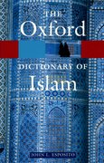 Cover for The Oxford Dictionary of Islam