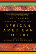 Cover for The Oxford Anthology of African-American Poetry