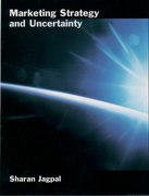 Cover for Marketing Strategy and Uncertainty
