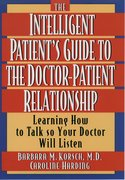 Cover for The Intelligent Patient