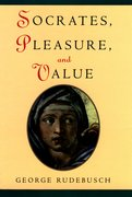 Cover for Socrates, Pleasure, and Value