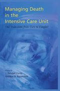 Cover for Managing Death in the ICU