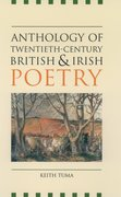Cover for Anthology of Twentieth-Century British and Irish Poetry
