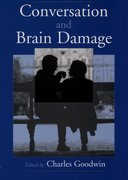 Cover for Conversation and Brain Damage
