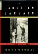 Cover for The Faustian Bargain