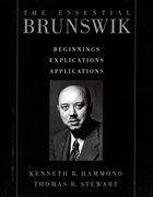 Cover for The Essential Brunswik