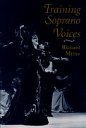 Cover for Training Soprano Voices