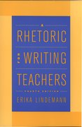 Cover for A Rhetoric for Writing Teachers