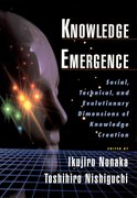 Cover for Knowledge Emergence