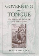 Cover for Governing the Tongue