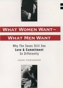 Cover for What Women Want--What Men Want