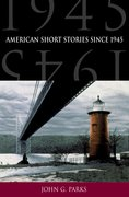 Cover for American Short Stories since 1945