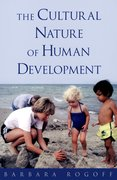 Cover for The Cultural Nature of Human Development