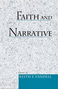 Cover for Faith and Narrative