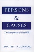 Cover for Persons and Causes