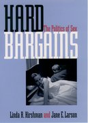 Cover for Hard Bargains