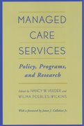 Cover for Managed Care Services