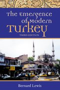 Cover for The Emergence of Modern Turkey