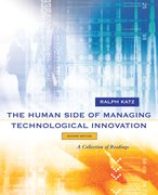 Cover for The Human Side of Managing Technological Innovation