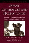 Cover for Infant Chimpanzee and Human Child