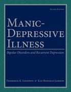 Cover for Manic-Depressive Illness